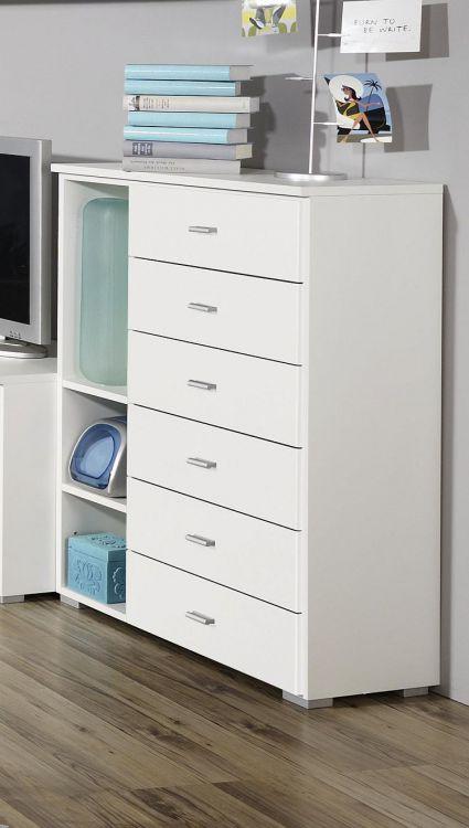 chica von rauch jugendzimmer grau wei online kaufen 39. Black Bedroom Furniture Sets. Home Design Ideas