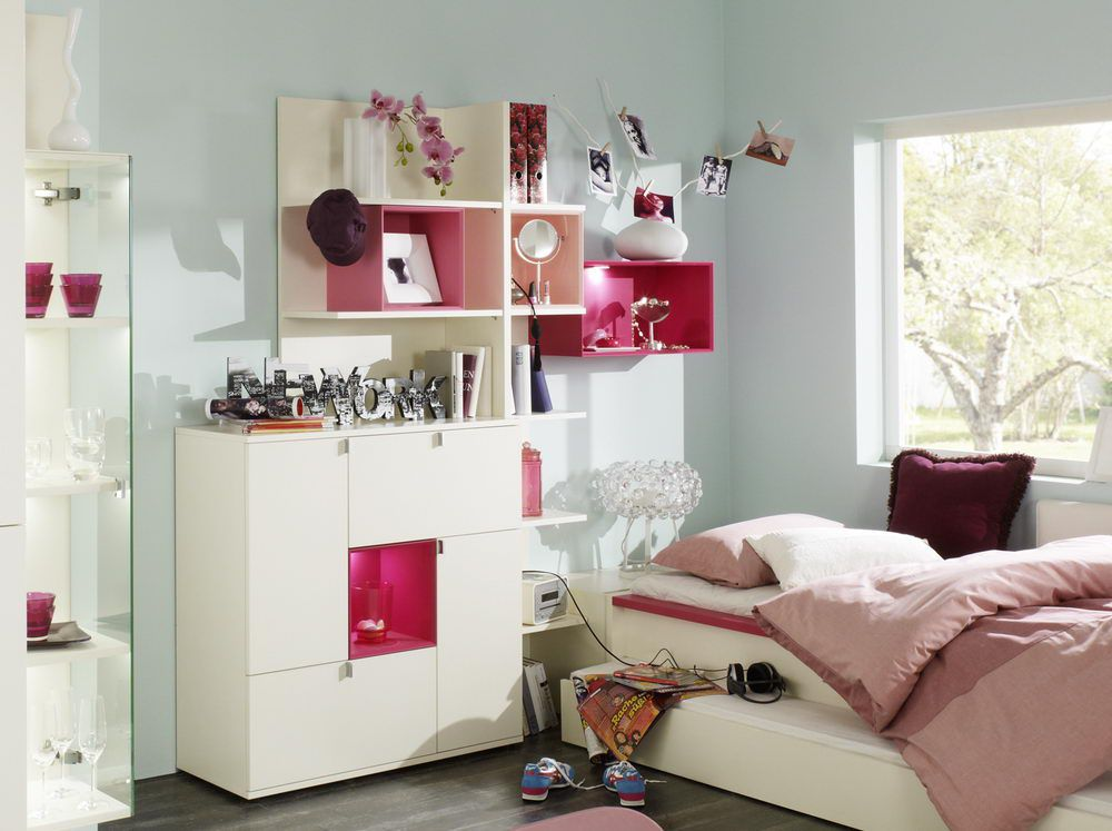 jugendzimmer chatroom cremewei von rudolf m bel letz ihr online shop. Black Bedroom Furniture Sets. Home Design Ideas