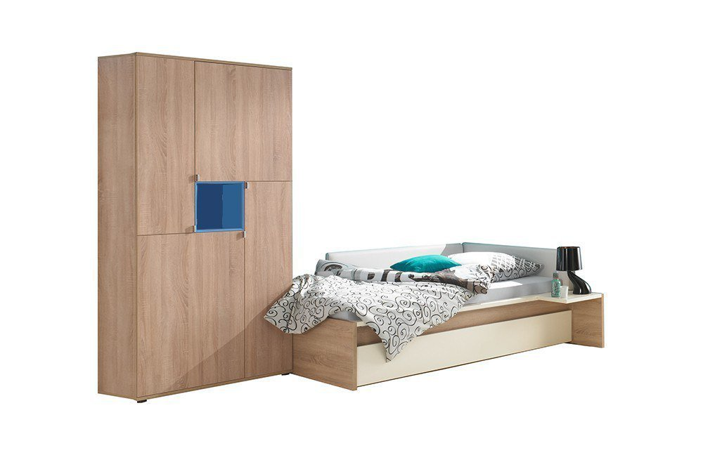 rudolf jugendzimmer chatroom eiche blau m bel letz ihr online shop. Black Bedroom Furniture Sets. Home Design Ideas