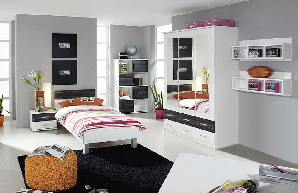 rauch sancho jugendzimmer wei m bel letz ihr online shop. Black Bedroom Furniture Sets. Home Design Ideas