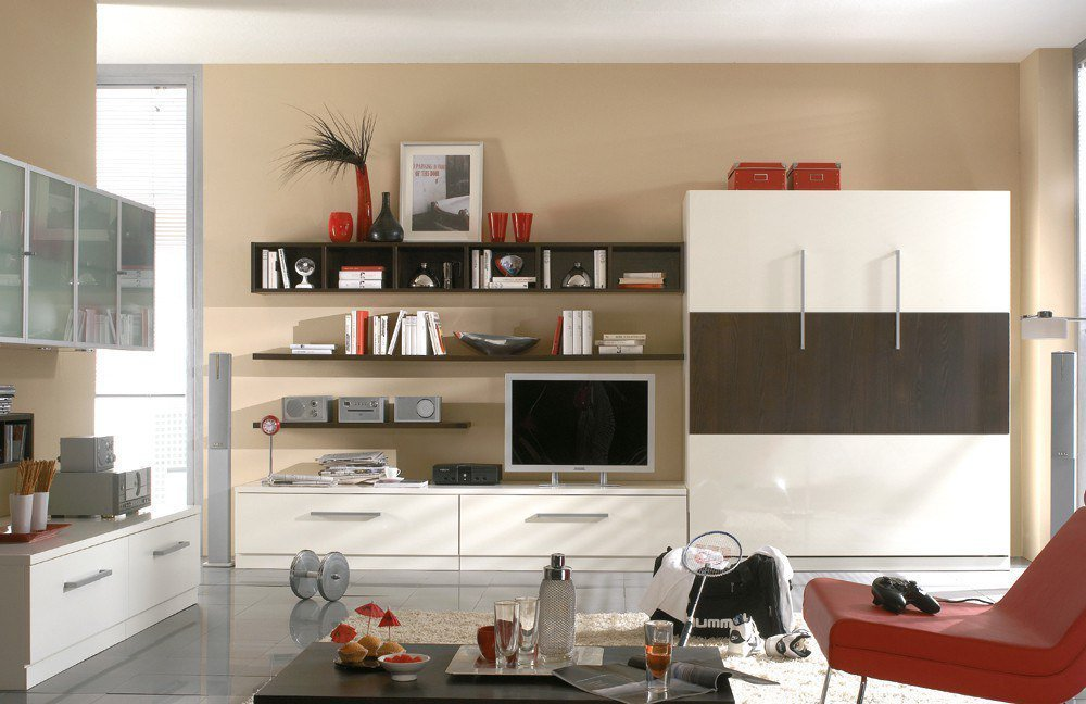 nehl wohnideen milano schrankbett wei m bel letz ihr online shop. Black Bedroom Furniture Sets. Home Design Ideas