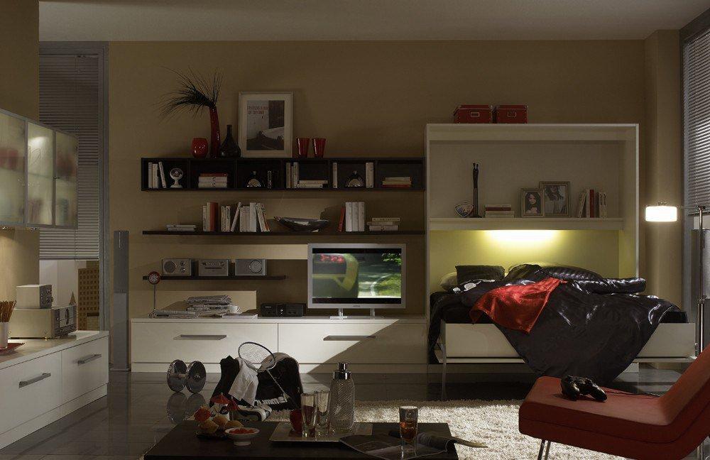 nehl wohnideen milano schrankbett wei m bel letz ihr online shop. Black Bedroom Furniture Sets. Home Design Ideas