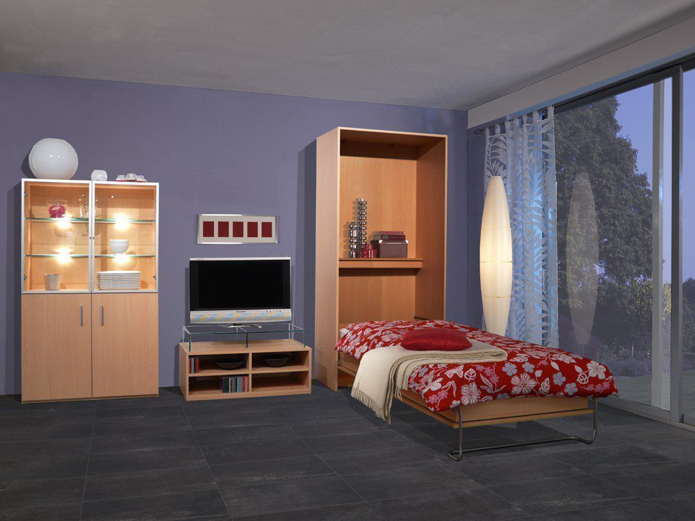 nehl wohnideen venga schrankbett ahorn m bel letz ihr. Black Bedroom Furniture Sets. Home Design Ideas