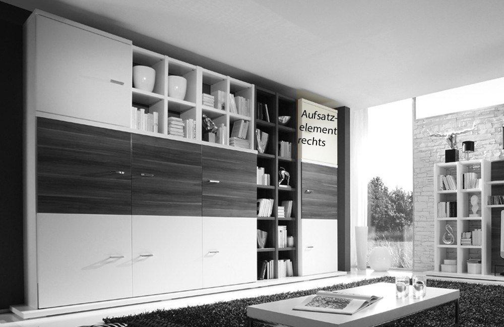 nehl belluno schrankbett wei nussbaum m bel letz ihr online shop. Black Bedroom Furniture Sets. Home Design Ideas