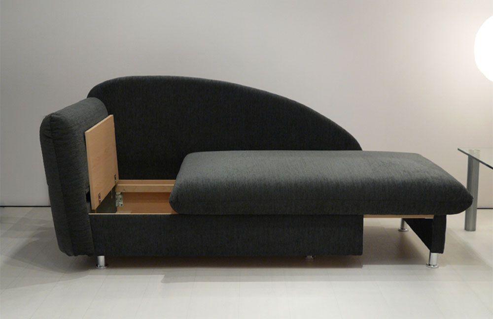 neo von nehl einzelliege grau schlafsofas g nstig online kaufen sofa couch schlafsofa zum. Black Bedroom Furniture Sets. Home Design Ideas
