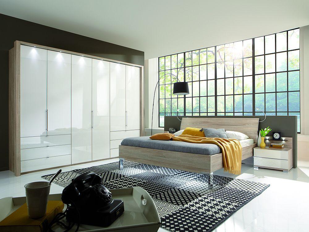 schlafzimmer loft von wiemann in wei eiche s gerau m bel letz ihr online shop. Black Bedroom Furniture Sets. Home Design Ideas