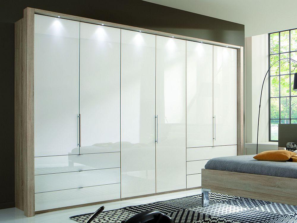 Schlafzimmer Loft Von Wiemann Weiss Eiche Sagerau Mobel Letz Ihr Online Shop