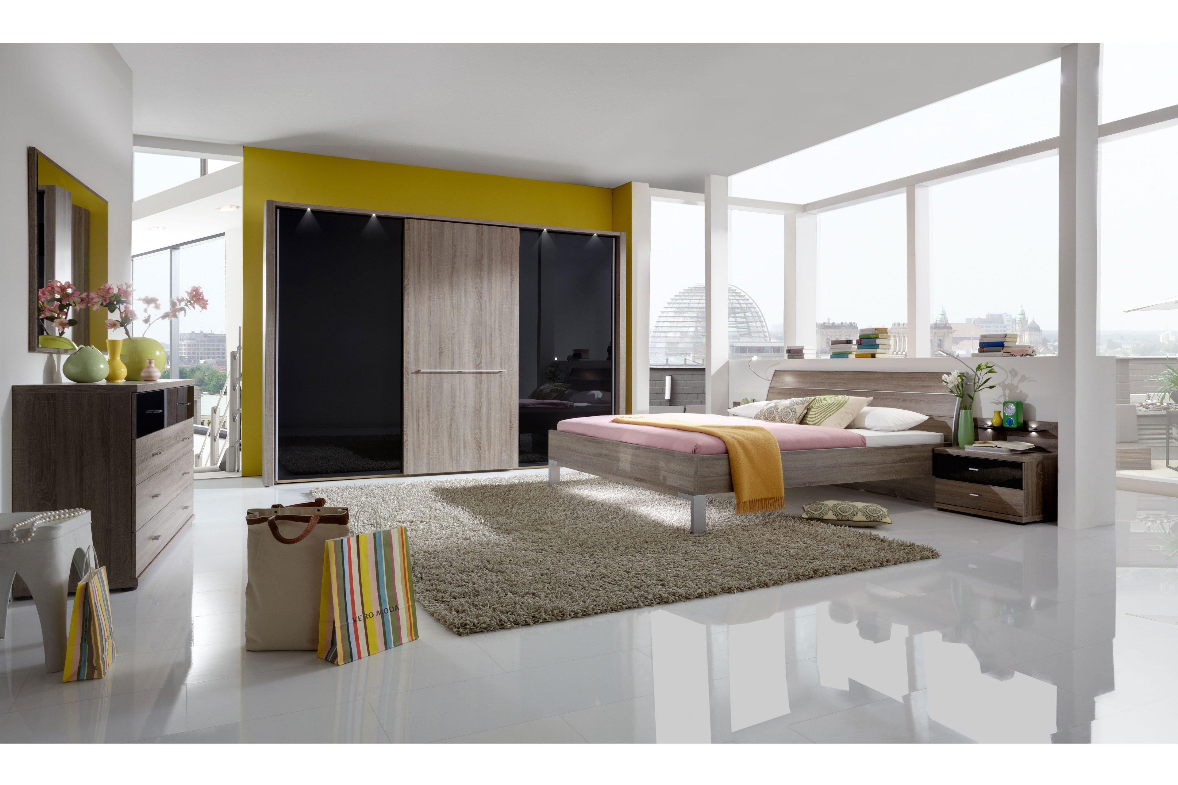 schlafzimmer treviso von wiemann in tr ffel eiche m bel. Black Bedroom Furniture Sets. Home Design Ideas