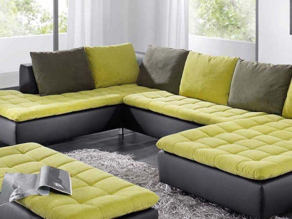 Wohnlandschaft - Möbel - einebinsenweisheit
