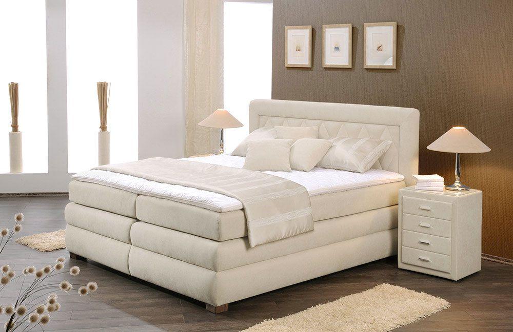 boxspringbett image belcanto von oschmann mit. Black Bedroom Furniture Sets. Home Design Ideas