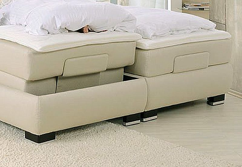 boxspringbett prestige von oschmann in beige m bel letz ihr online shop. Black Bedroom Furniture Sets. Home Design Ideas