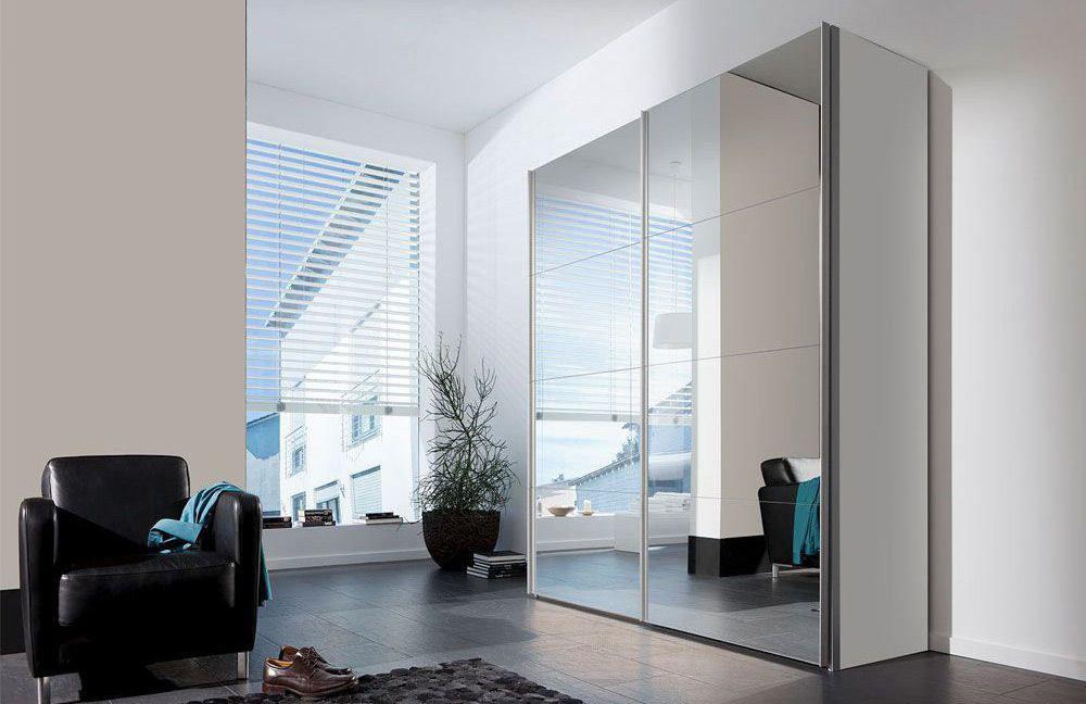 four you von express wei spiegelfront m bel letz ihr online shop. Black Bedroom Furniture Sets. Home Design Ideas