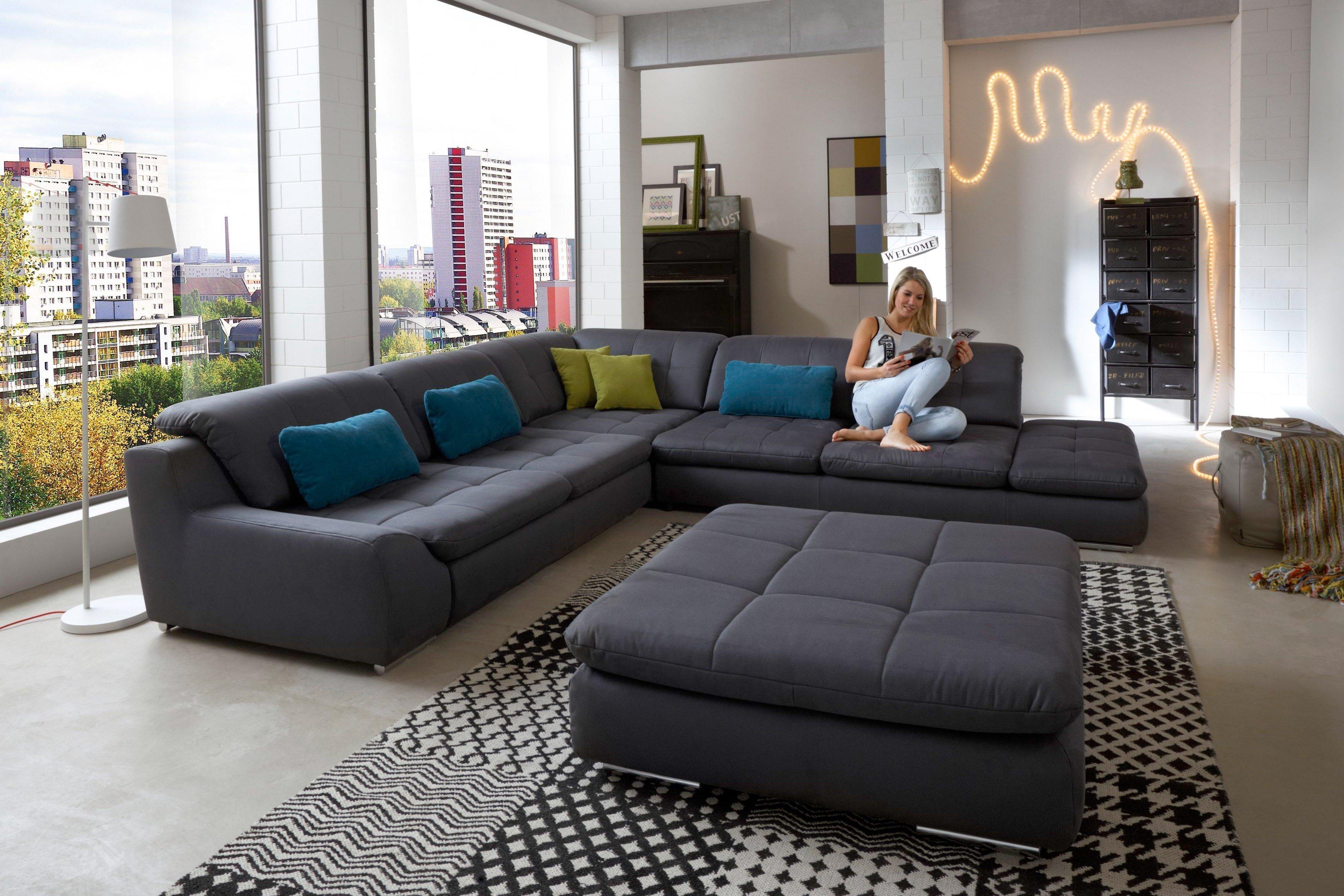 Trendsofa Spike von Megapol | Möbel Letz - Ihr Online-Shop