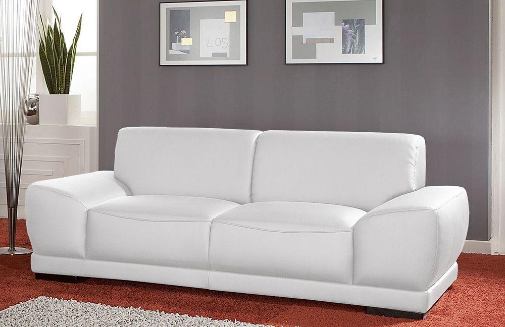 Poco Sofa Manila in Weiß | Möbel Letz - Ihr Online-Shop
