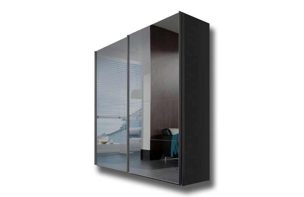 express m bel four you schwarz spiegel m bel letz ihr online shop. Black Bedroom Furniture Sets. Home Design Ideas