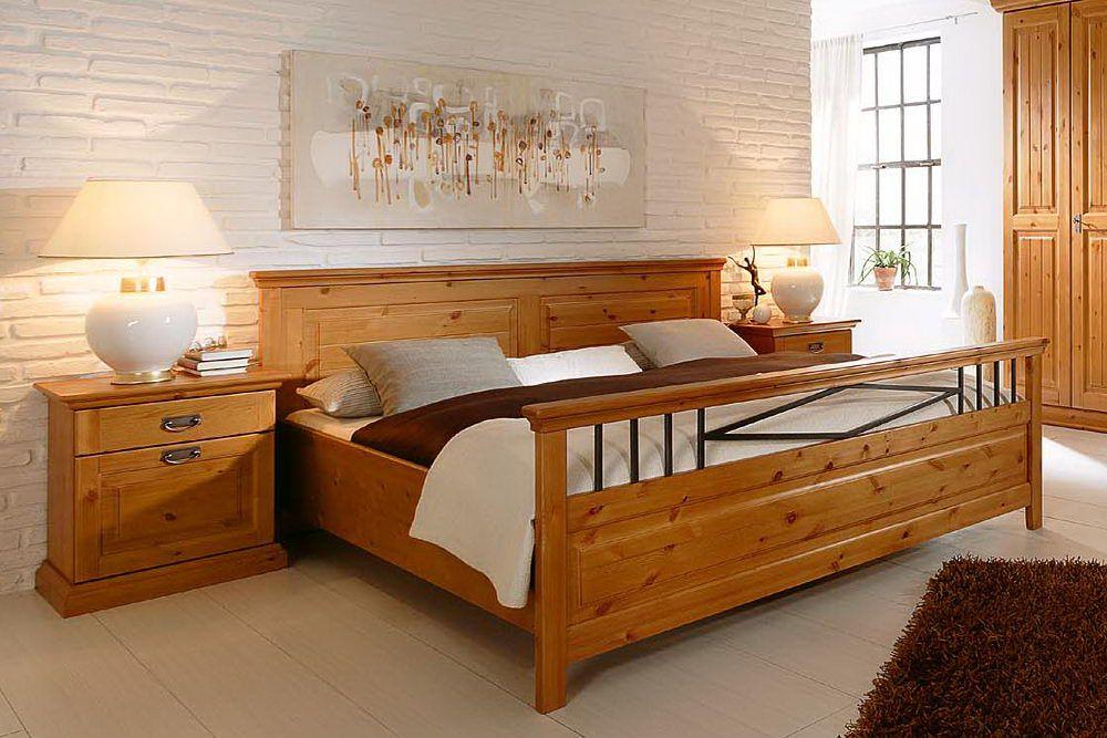LMiE Malta Schlafzimmer bernsteinfarben  Möbel Letz  Ihr Online