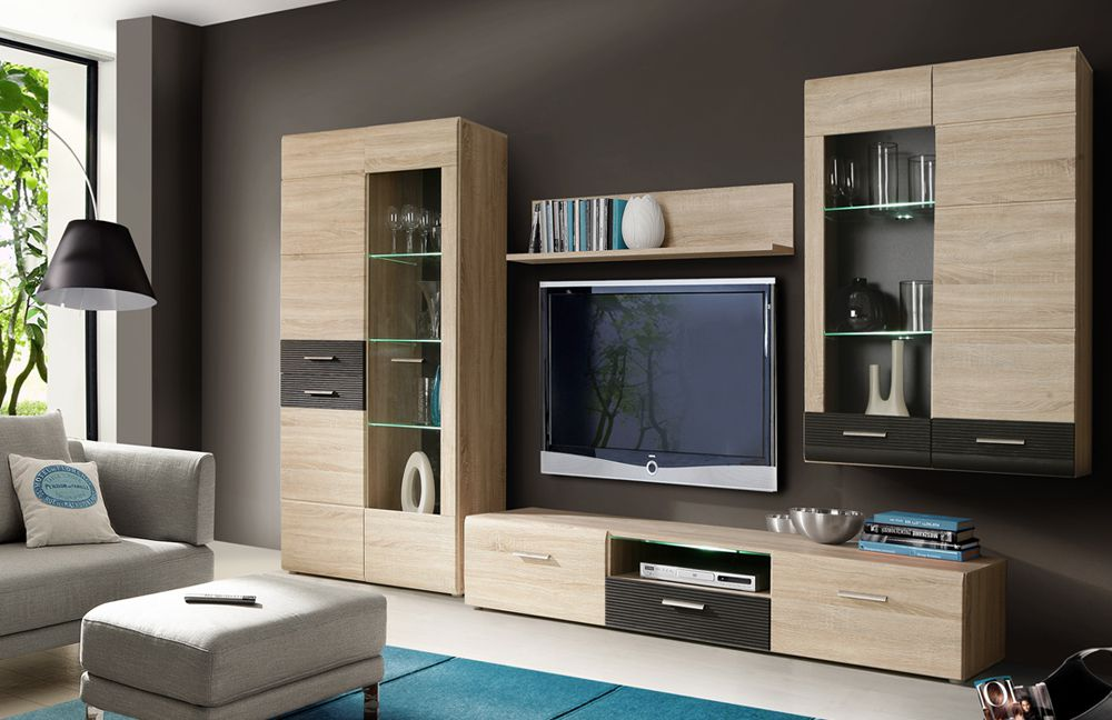 klebefolie m bel sonoma eiche interessante. Black Bedroom Furniture Sets. Home Design Ideas