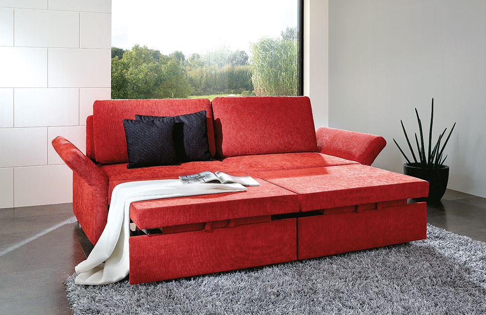 poco multiflexx einzelsofa in rot m bel letz ihr. Black Bedroom Furniture Sets. Home Design Ideas