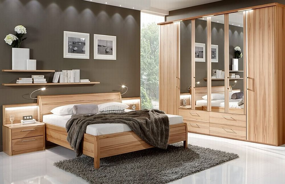 bilder von modernen schlafzimmern interior design und m bel ideen. Black Bedroom Furniture Sets. Home Design Ideas