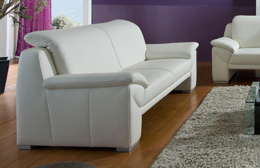 ledersofa bridge von ponsel polsterm bel m bel letz ihr online shop. Black Bedroom Furniture Sets. Home Design Ideas