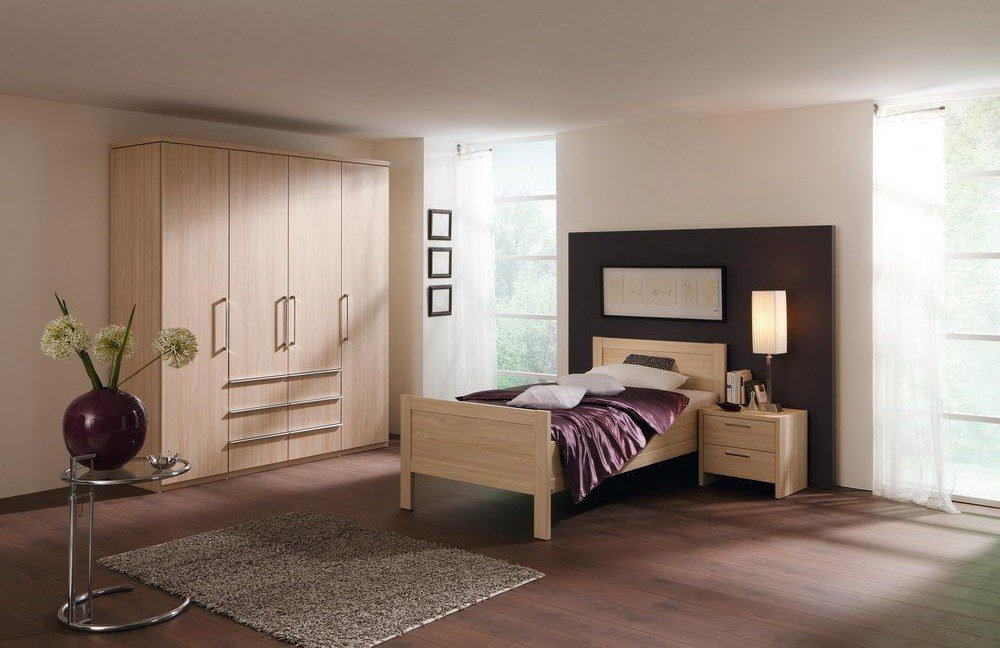 schlafzimmer gardinen modern verschiedene. Black Bedroom Furniture Sets. Home Design Ideas