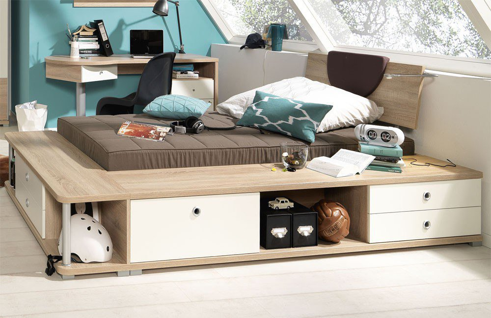 wellem bel teenio jugendm bel wildeiche m bel letz ihr online shop. Black Bedroom Furniture Sets. Home Design Ideas