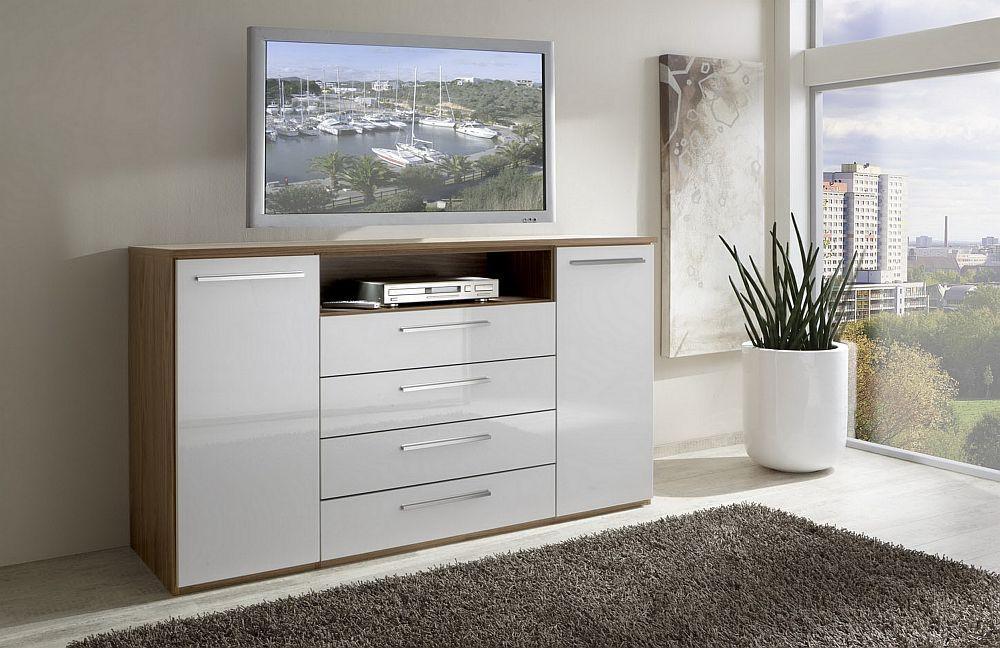 schlafzimmer cloud 7 von disselkamp in walnuss crema m bel letz ihr online shop. Black Bedroom Furniture Sets. Home Design Ideas