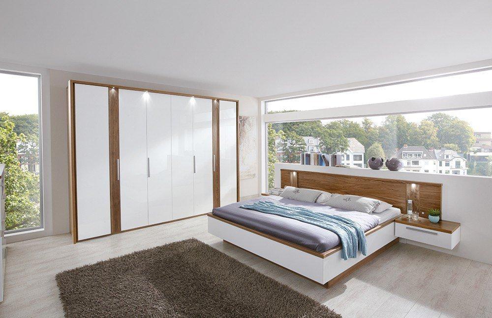Disselkamp Cloud 7 Schlafzimmer crema Wildeiche  Möbel Letz - Ihr Online-Shop