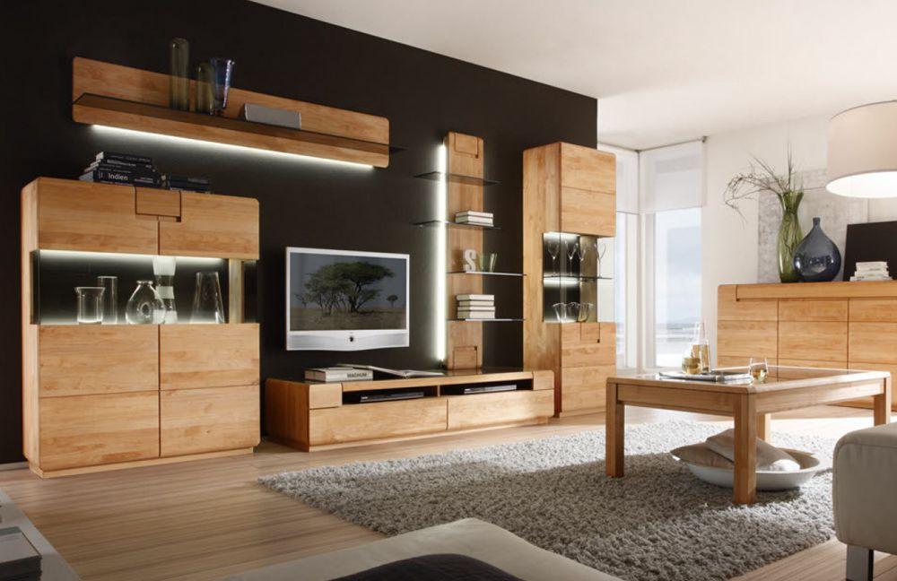 wohnwand delgado 18724 von decker m bel letz ihr online shop. Black Bedroom Furniture Sets. Home Design Ideas
