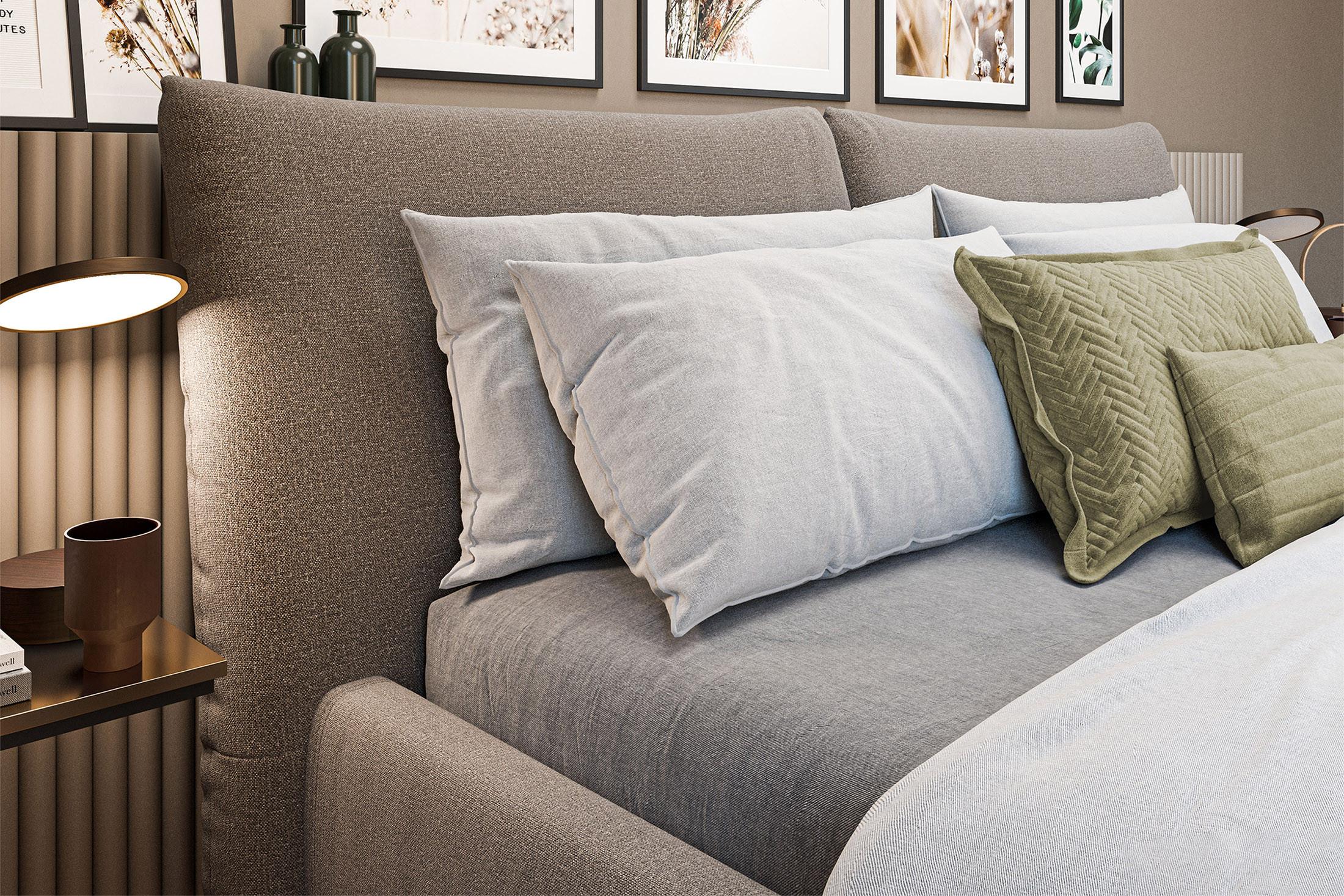 Polsterbett Id.504 In Domo In Grau | Möbel Letz - Ihr Online-Shop
