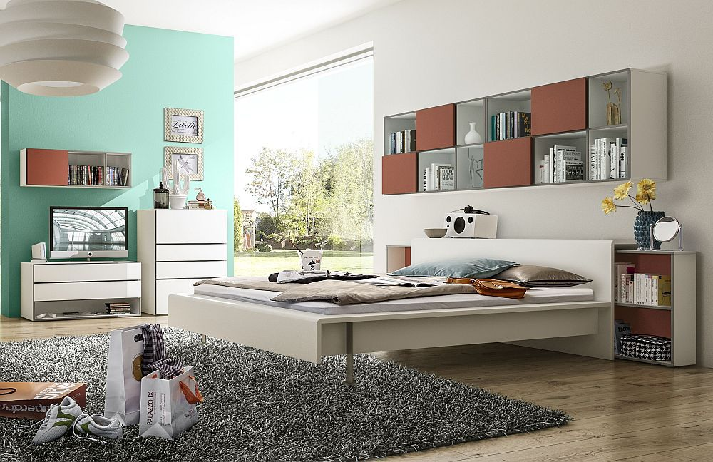 r hr bush ultra 4 young living wei koralle m bel letz ihr online shop. Black Bedroom Furniture Sets. Home Design Ideas