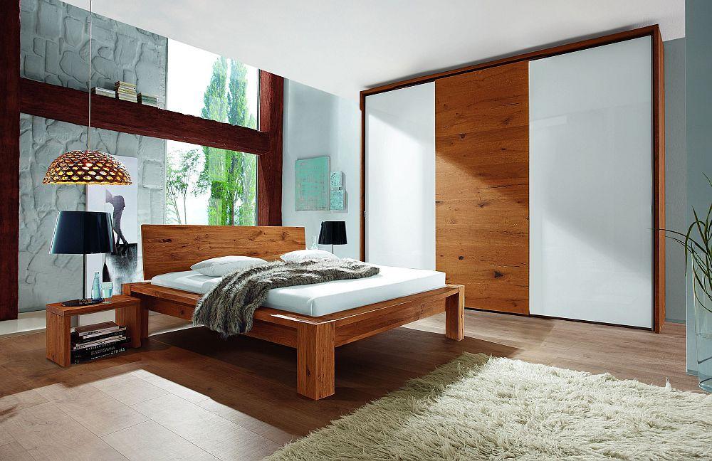 Schlafzimmer hasena staud cortina calando wildeiche - Schlafzimmer staud ...