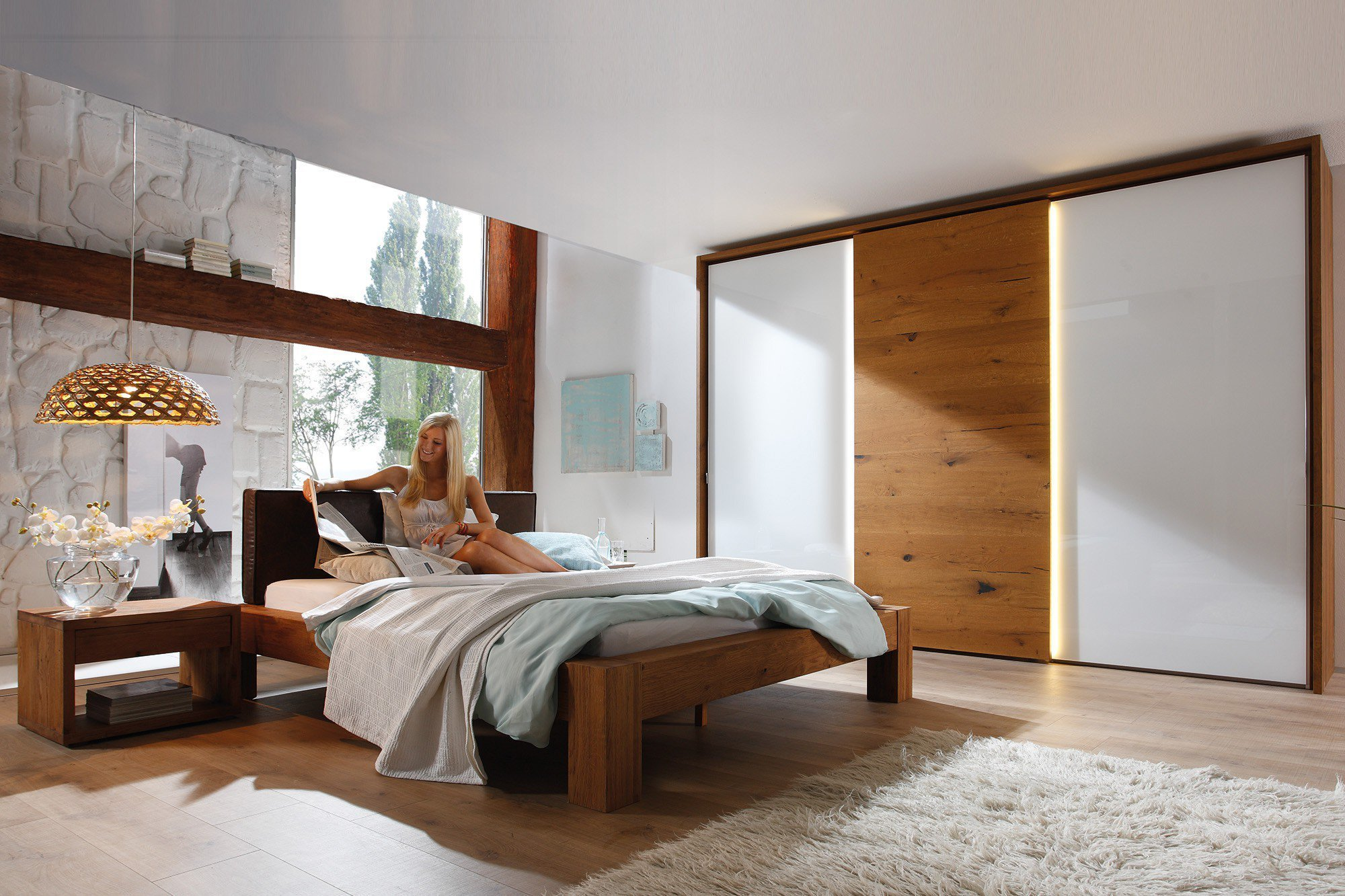 staud calando schweber wei glas m bel letz ihr online shop. Black Bedroom Furniture Sets. Home Design Ideas