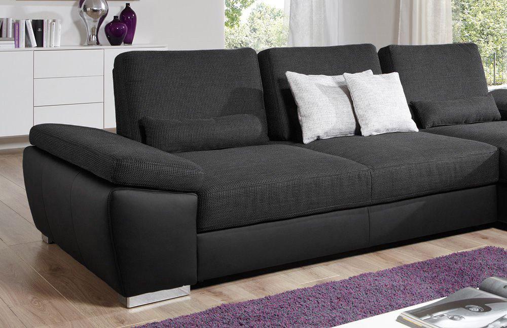 ecksofa nassau von poco polsterm bel m bel letz ihr. Black Bedroom Furniture Sets. Home Design Ideas