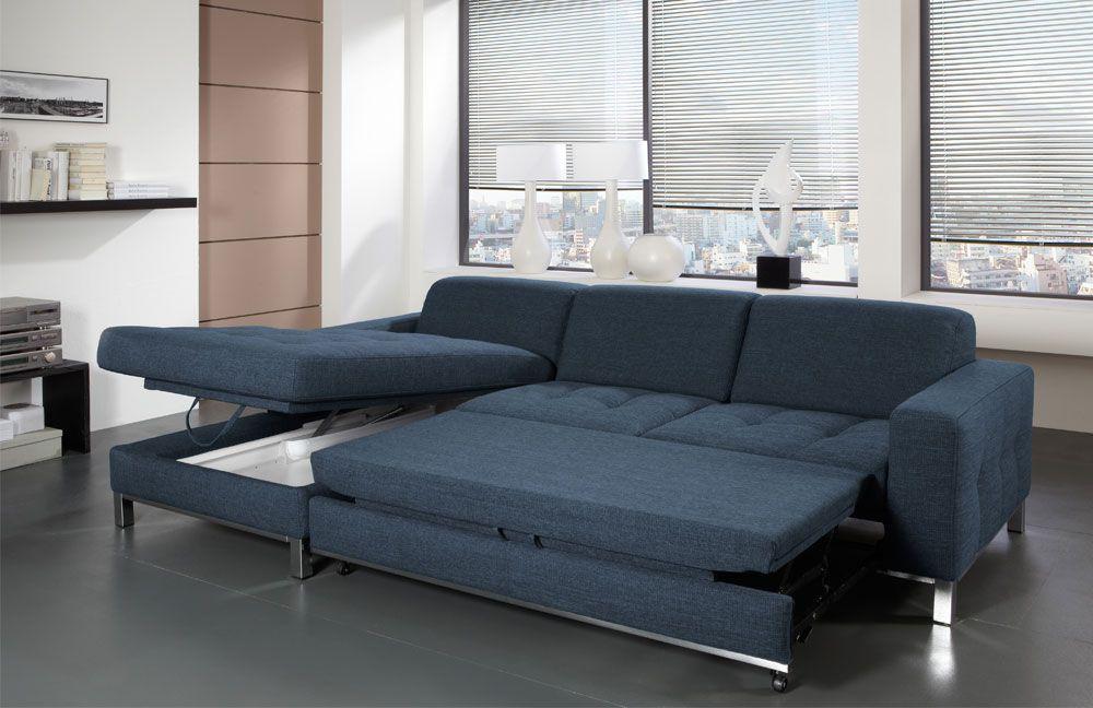 perugia von poco ecksofa blau polsterm bel g nstig online kaufen sofa couch schlafsofa zum. Black Bedroom Furniture Sets. Home Design Ideas
