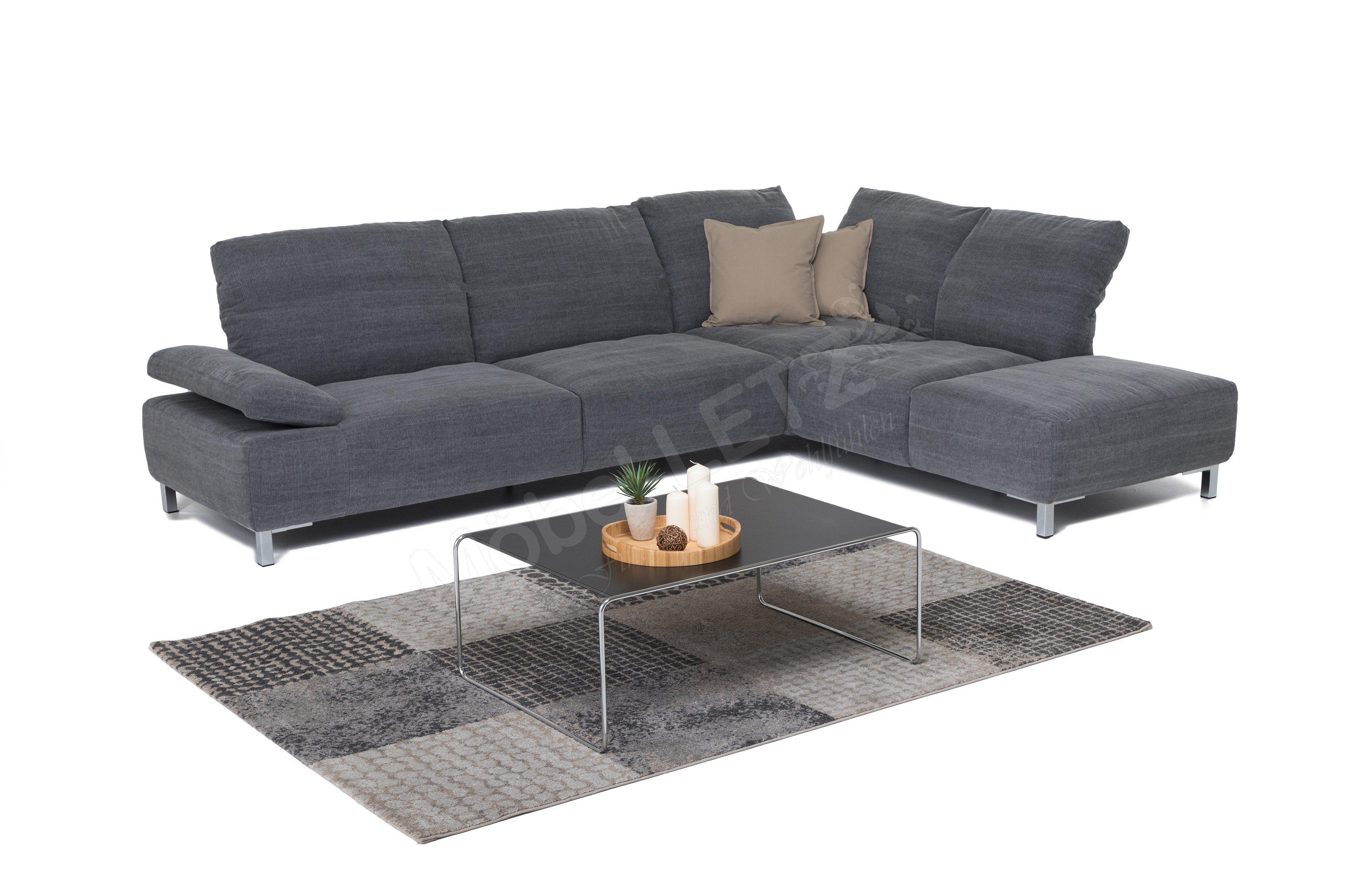 eckcouch chill von k w polsterm bel petrol m bel letz ihr online shop. Black Bedroom Furniture Sets. Home Design Ideas