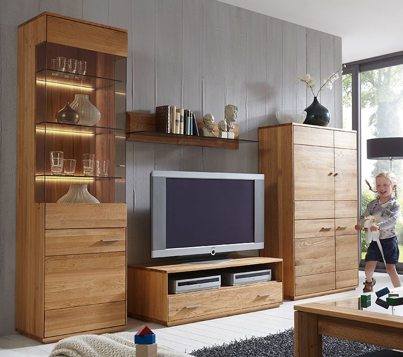 signa von wimmer wohnwand si 7995. Black Bedroom Furniture Sets. Home Design Ideas