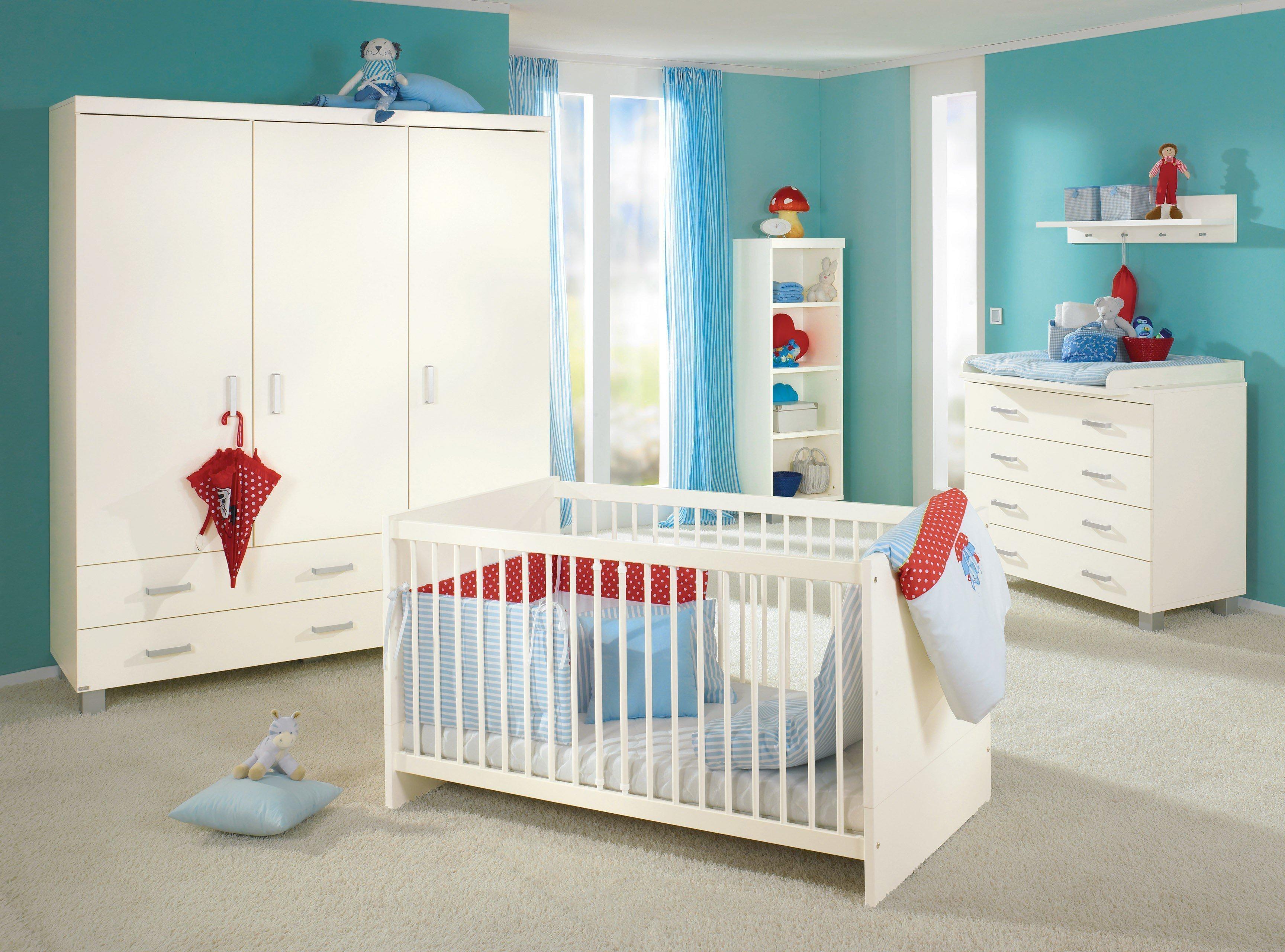 paidi babyzimmer biancomo ros ecru m bel letz ihr online shop. Black Bedroom Furniture Sets. Home Design Ideas