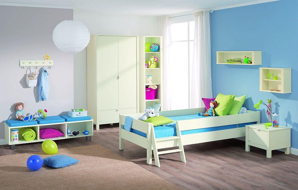 Kinderzimmer matilda biancomo von paidi ecru m bel for Kinderzimmer von paidi