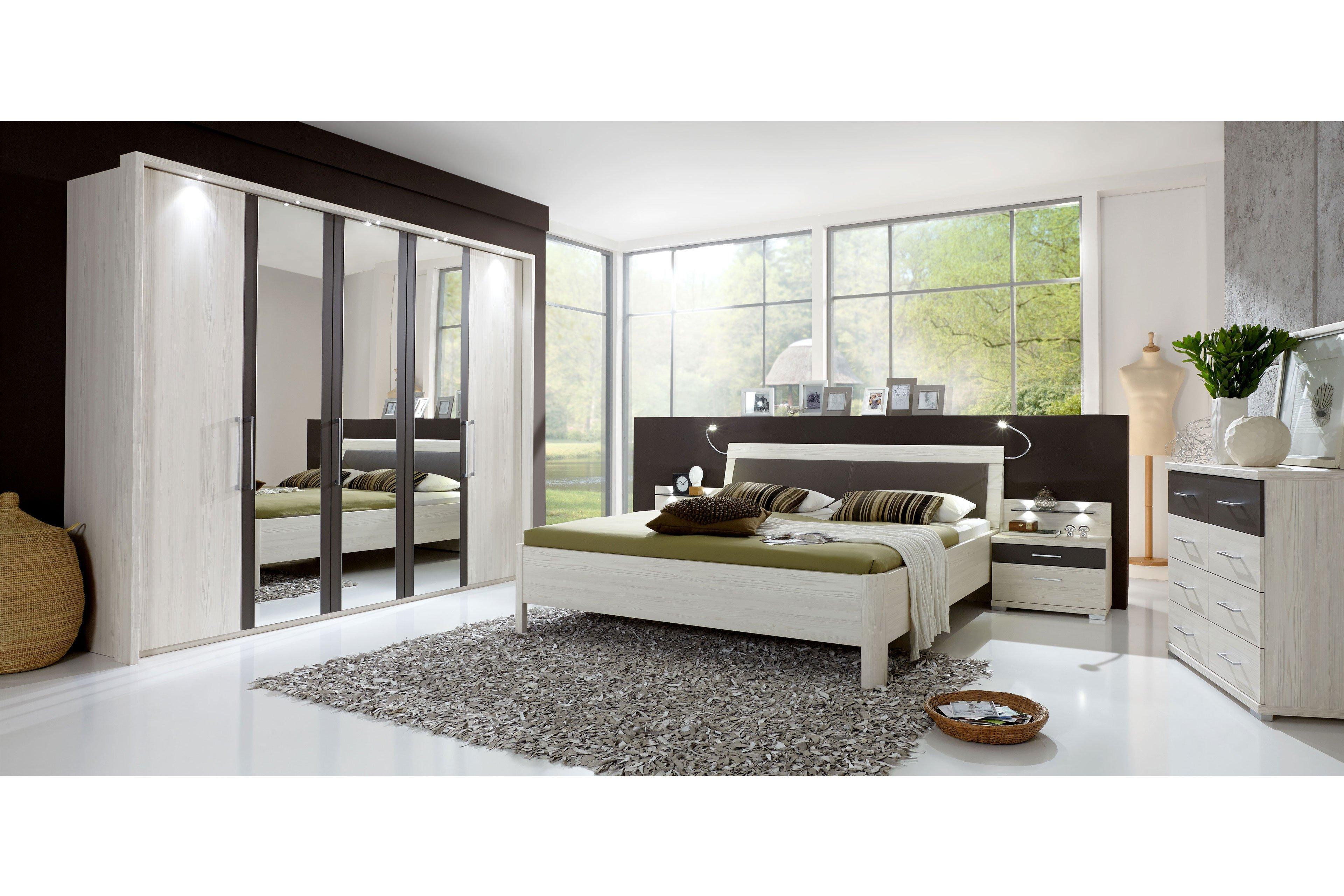 wiemann lissabon schlafzimmer polar l rche m bel letz. Black Bedroom Furniture Sets. Home Design Ideas