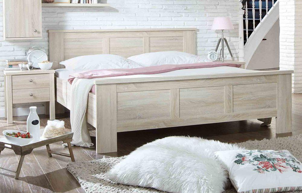schlafzimmer bergamo von wiemann eiche s gerau m bel letz ihr online shop. Black Bedroom Furniture Sets. Home Design Ideas