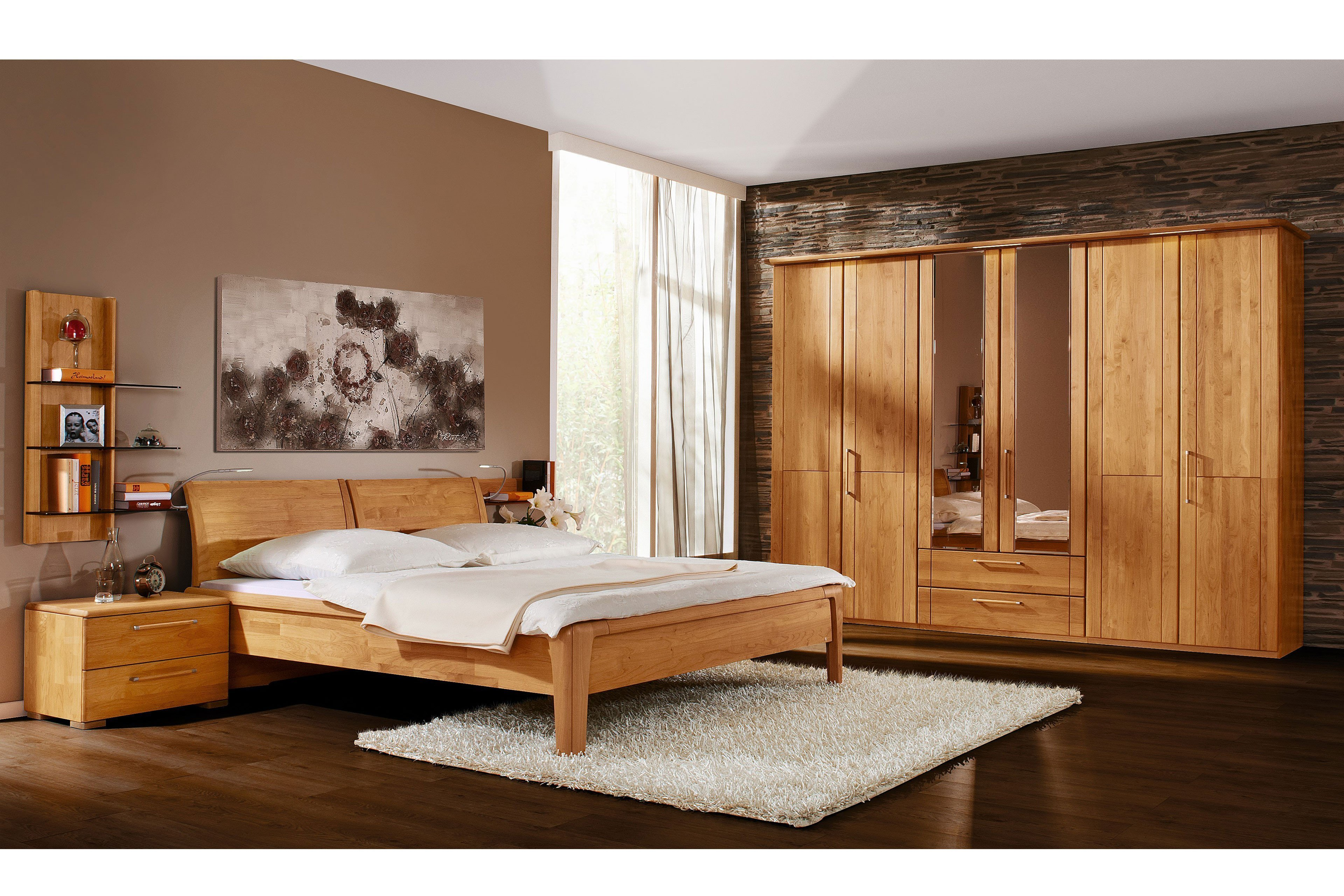 loddenkemper cortina plus schlafzimmer massiv m bel letz. Black Bedroom Furniture Sets. Home Design Ideas