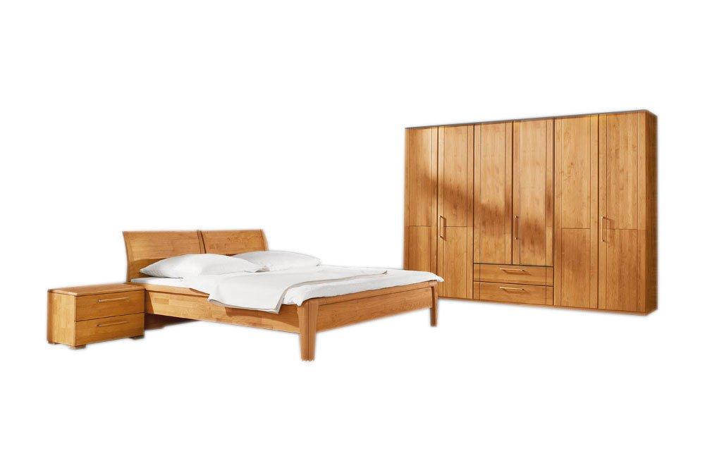 Schlafzimmer Kleiderschrank Erle #16: Cortina Plus Von Loddenkemper - Schlafzimmer Erle Teil-massiv