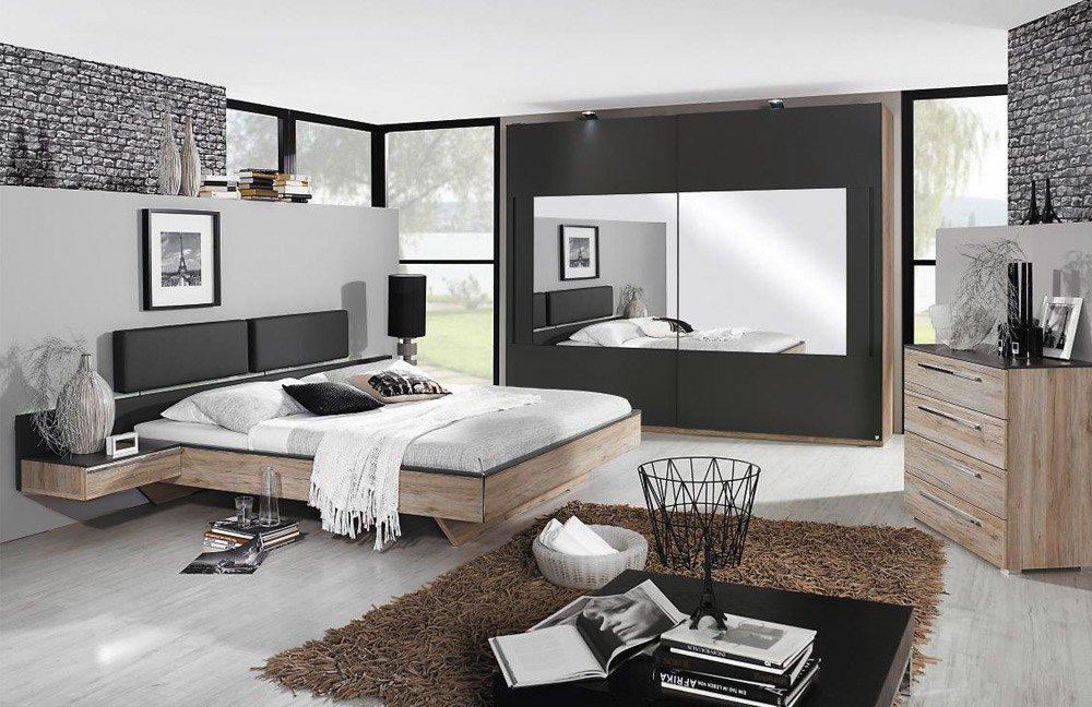 rauch colette schlafzimmer eiche m bel letz ihr online. Black Bedroom Furniture Sets. Home Design Ideas