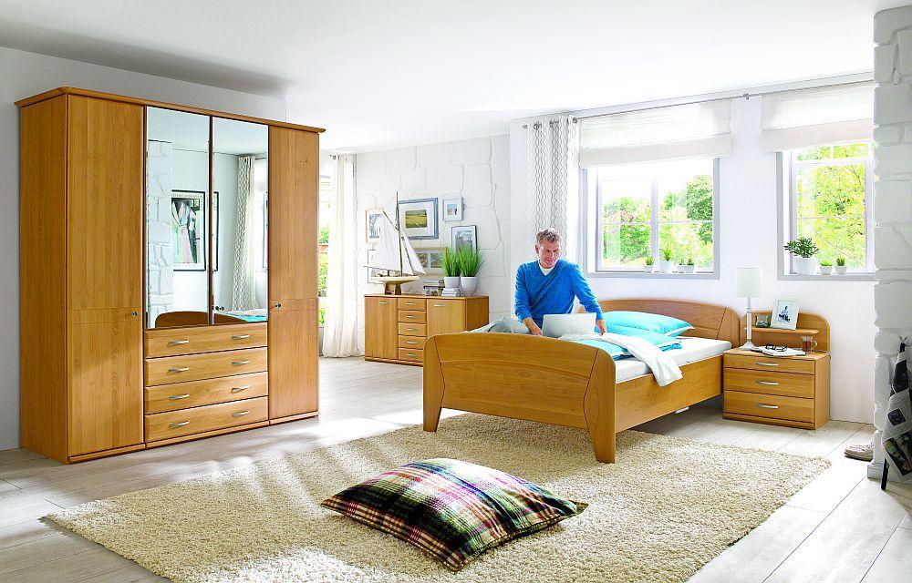 Rauch Vanessa Schlafzimmer Erle | Möbel Letz - Ihr Online Möbelshop