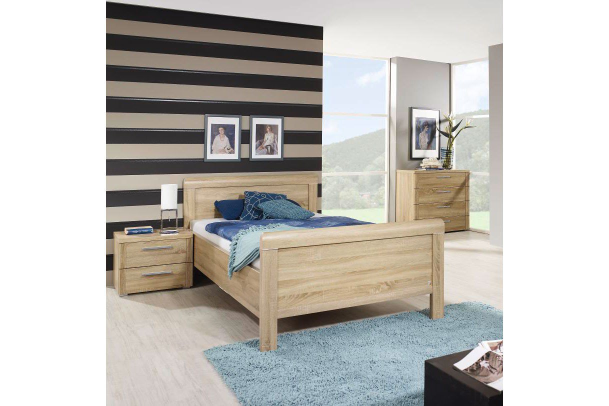 rauch solo schlafzimmer eiche nachbildung m bel letz. Black Bedroom Furniture Sets. Home Design Ideas