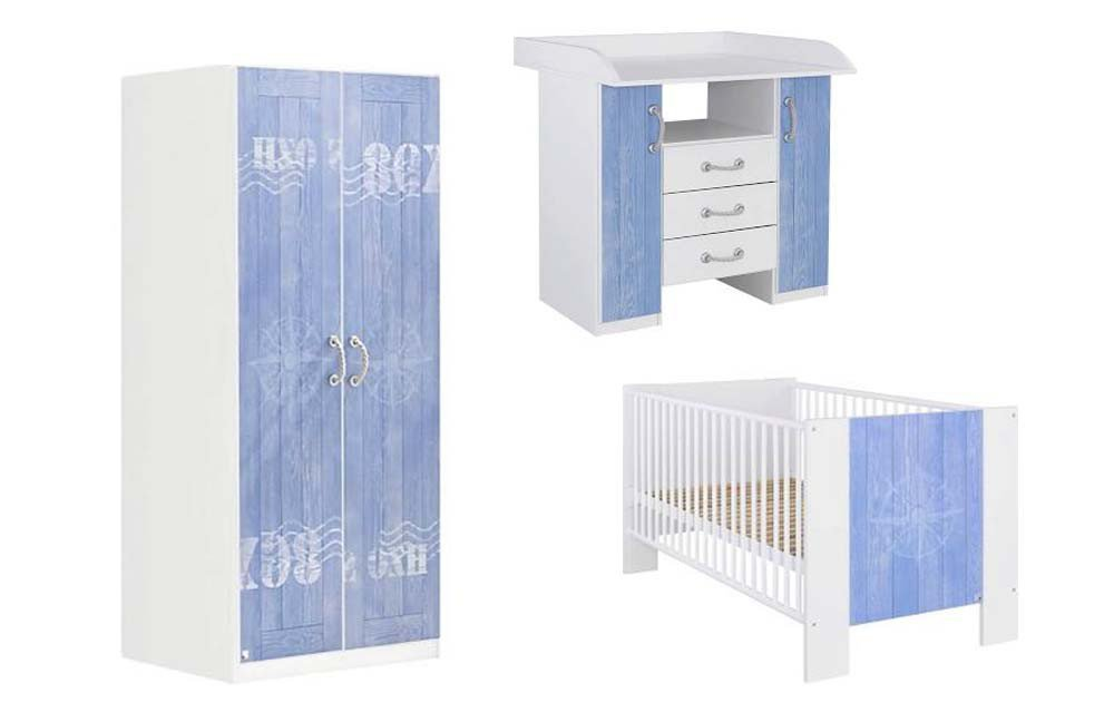 rauch pack 39 s torben maritime babym bel m bel letz ihr online shop. Black Bedroom Furniture Sets. Home Design Ideas