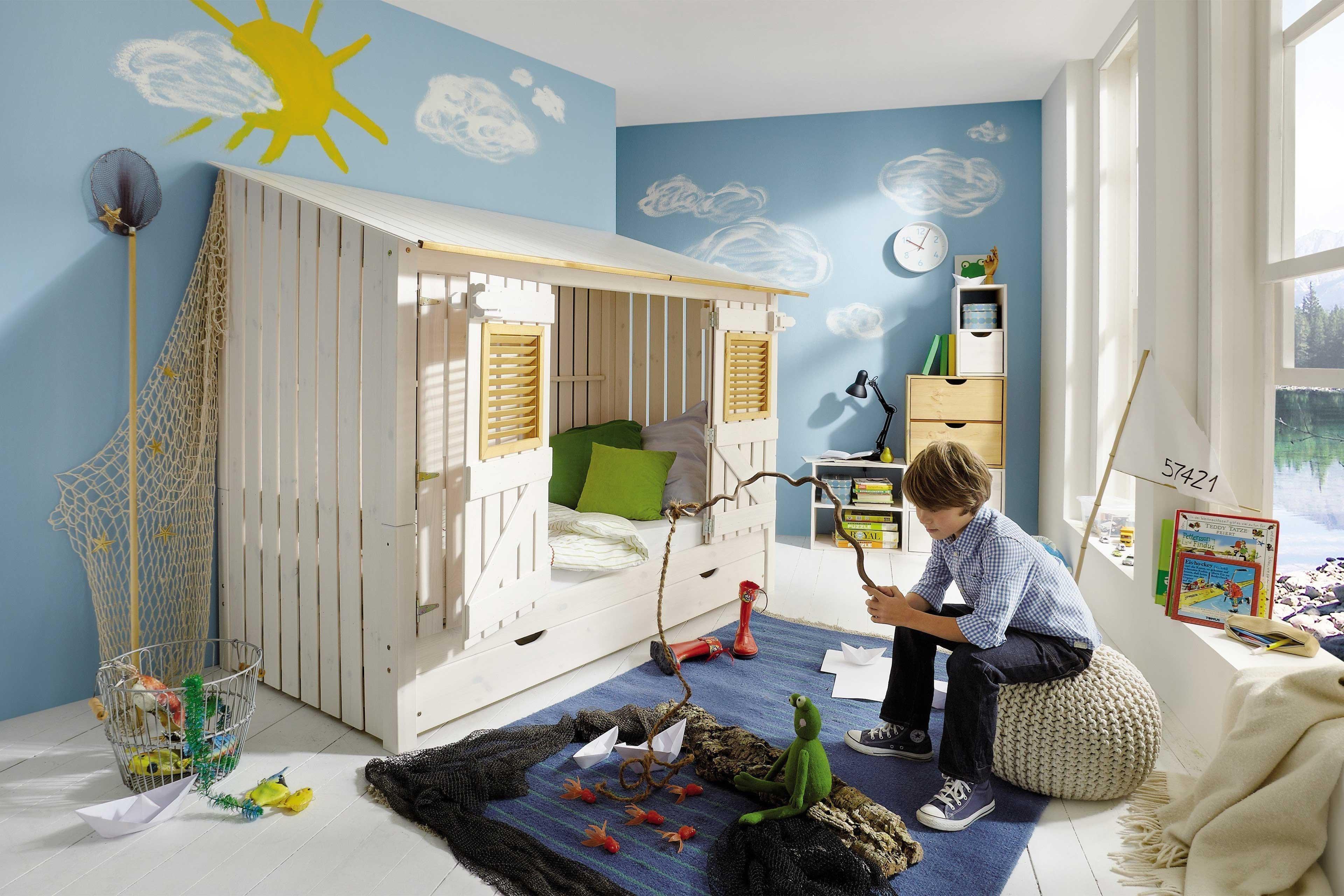 Abenteuer Kinderzimmer Jugendzimmer: Farbgestaltung fürs ...