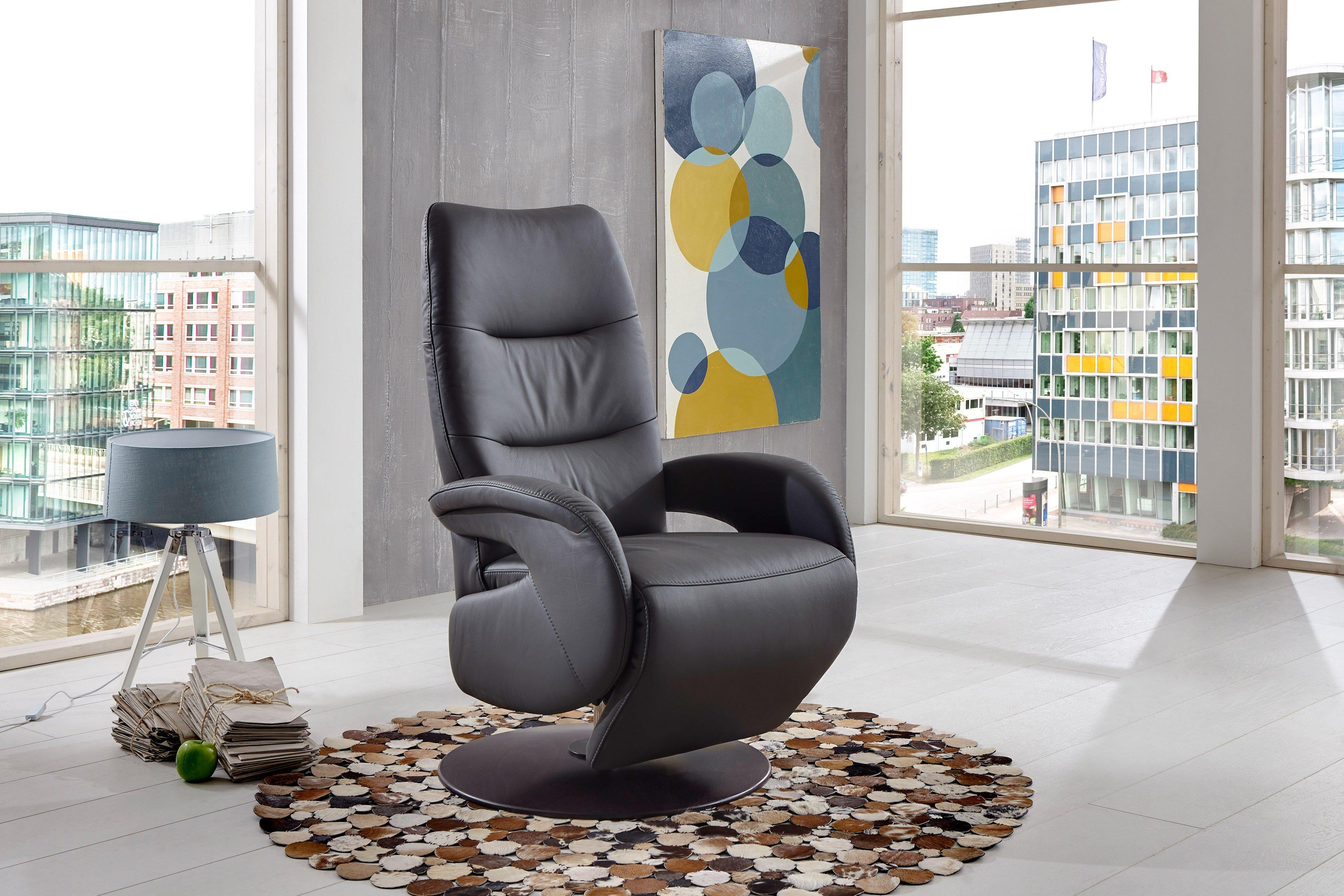 Relaxsessel Matrixx-Style anthrazit von Polsteria Polstermöbel ...