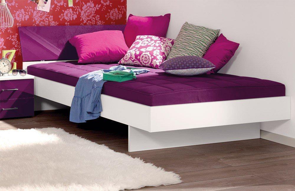 jugendzimmer wei lila beste inspiration f r ihr interior design und m bel. Black Bedroom Furniture Sets. Home Design Ideas